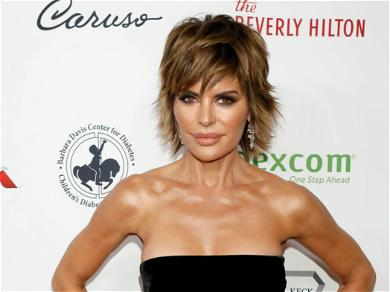 Lisa Rinna Speaks Out About $1.2 Million Lawsuit Over Paparazzi Photos