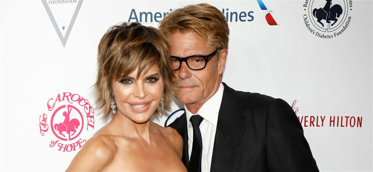 Instagram Reacts To Harry Hamlin Hilariously Ignoring Lisa Rinna As She Dances To Lady Gaga