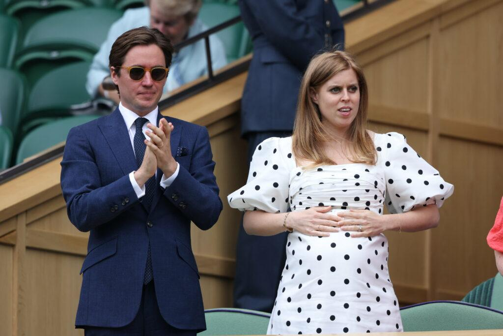 Princess Beatrice And Husband Edoardo Mapelli Mozzi Reveal Name Of Daughter And It Honors The Queen