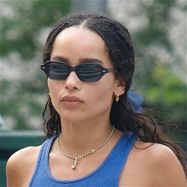 Zoe Kravitz Says Her Experience With Bill Cosby Was Disturbing