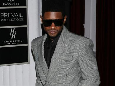 Usher Is A Father Of Four As Girlfriend Jenn Goicoechea Welcome Baby Boy!