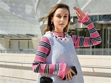 Emma Chamberlain Says Its Time For The World Of Fashion 'To Evolve'