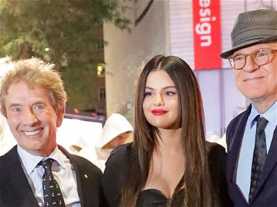 Steve Martin Has Only Recently Been Made Aware Of Selena Gomez's Acting Background