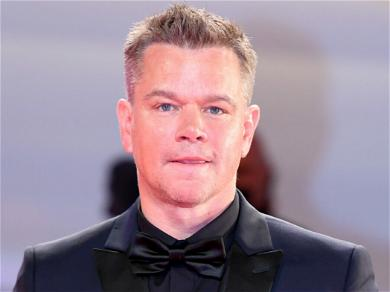 Matt Damon Claims His Wife's Celebrity Crush Was Ben Affleck