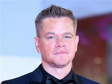 Matt Damon Admits He 'Knew Every Word' To Harry Styles' Songs At His Concert With His Daughters