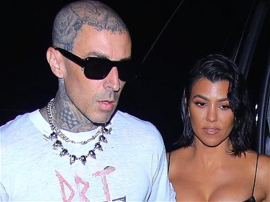 What Travis Barker's Kids Really Think Of His Engagement To Kourtney Kardashian