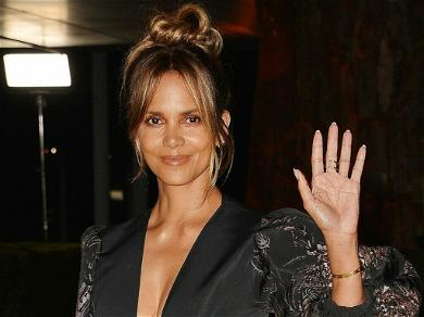 Halle Berry Celebrates Her Son Maceo's 8th Birthday With Cute Photo