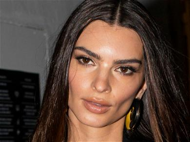 Emily Ratajkowski Talks About Staying Silent Over Robin Thicke Groping Incident