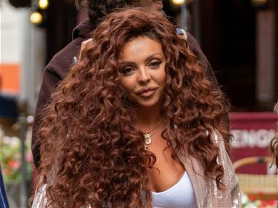 Jesy Nelson Sends Out 'Kind' Message On World Mental Health Day!