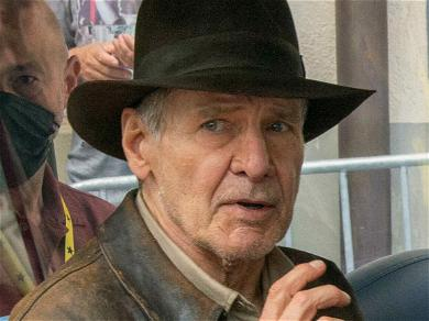 Harrison Ford Resumes Filming 'Indiana Jones 5' After Injury