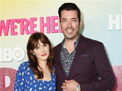 Zooey Deschanel and Jonathan Scott Attributes Their Growing Relationship To The Quarantine