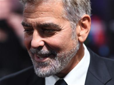 George Clooney Disses Trump, Calls Him a 'Knucklehead' Who Chases Girls