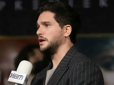 Kit Harington And Richard Madden Walk The Red Carpet 10 Years After 'GoT'