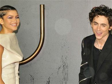 Timothée Chalamet Pokes Fun At Zendaya's Relationship With Tom Holland