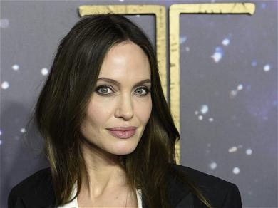 Angelina Jolie Admits Her Children Think 'Eternals' Role Was Perfectly Cast